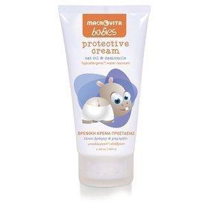 MACROVITA BABIES protective cream oat oil & camomile 100ml