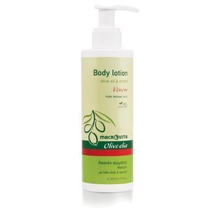 MACROVITA OLIVE-ELIA BODY LOTION VENOM olive oil & orchid 200ml