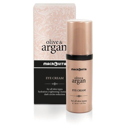 MACROVITA OLIVE & ARGAN EYE CREAM for all skin types 30ml