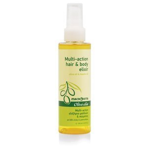 MACROVITA OLIVE-ELIA MULTI-ACTION HAAR- UND KÖRPERELIXIER Olivenöl und Mastixöl 150ml