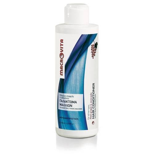 MACROVITA Haar-Conditioner mit Bio-roten Trauben und Bio-Avocado 200ml